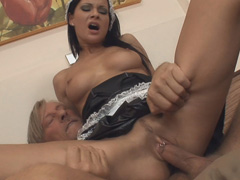 Deep Anal Drilling 4